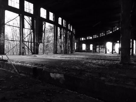 Bahnbetriebswerk Lost place
